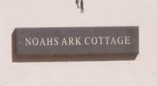 Noahs Ark Cottage (close to the flood plain)