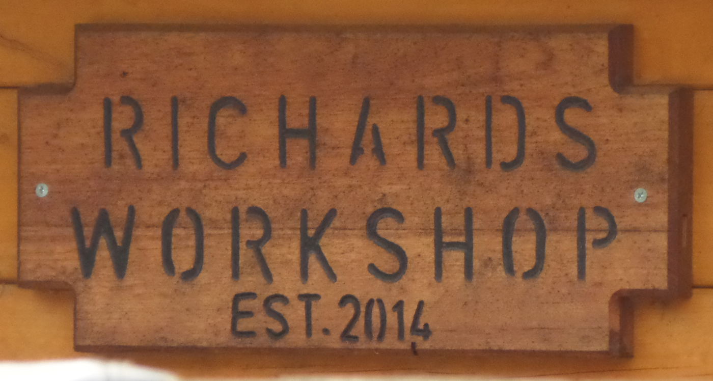 Richards Workshop (shed)