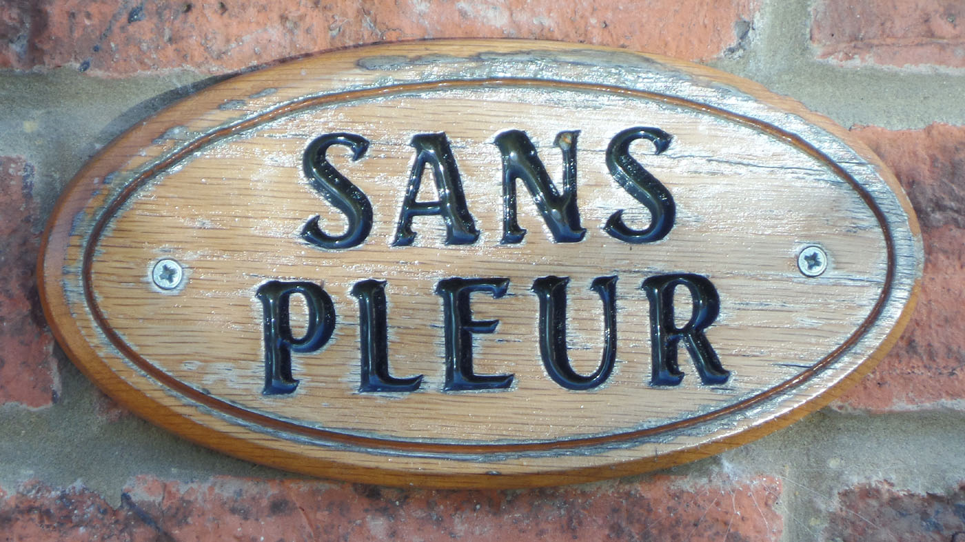Sans Pleur