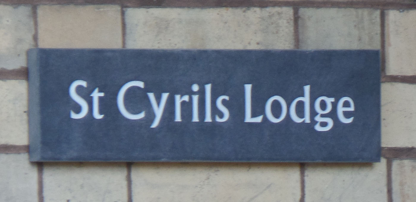 St Cyrils Lodge