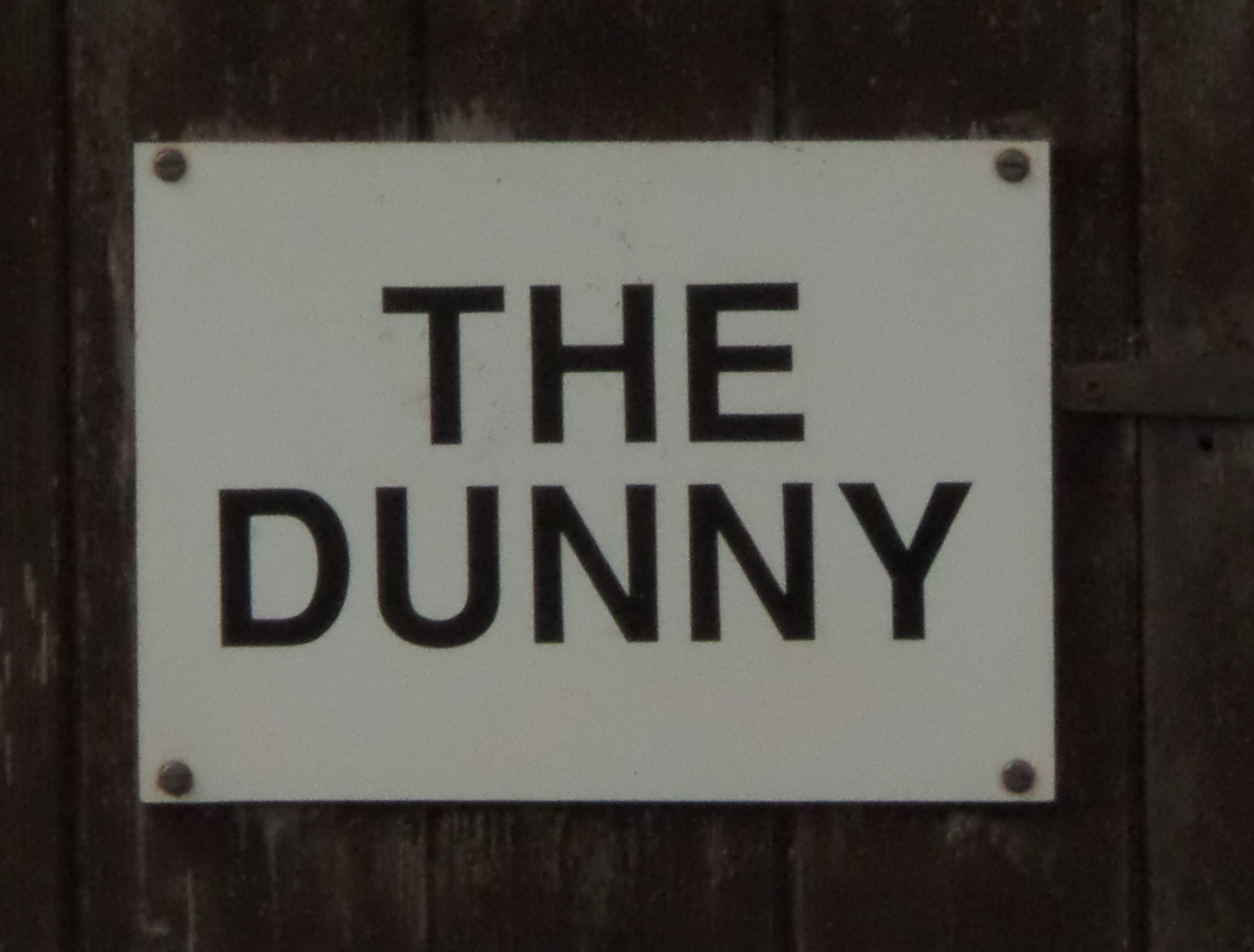 The Dunny