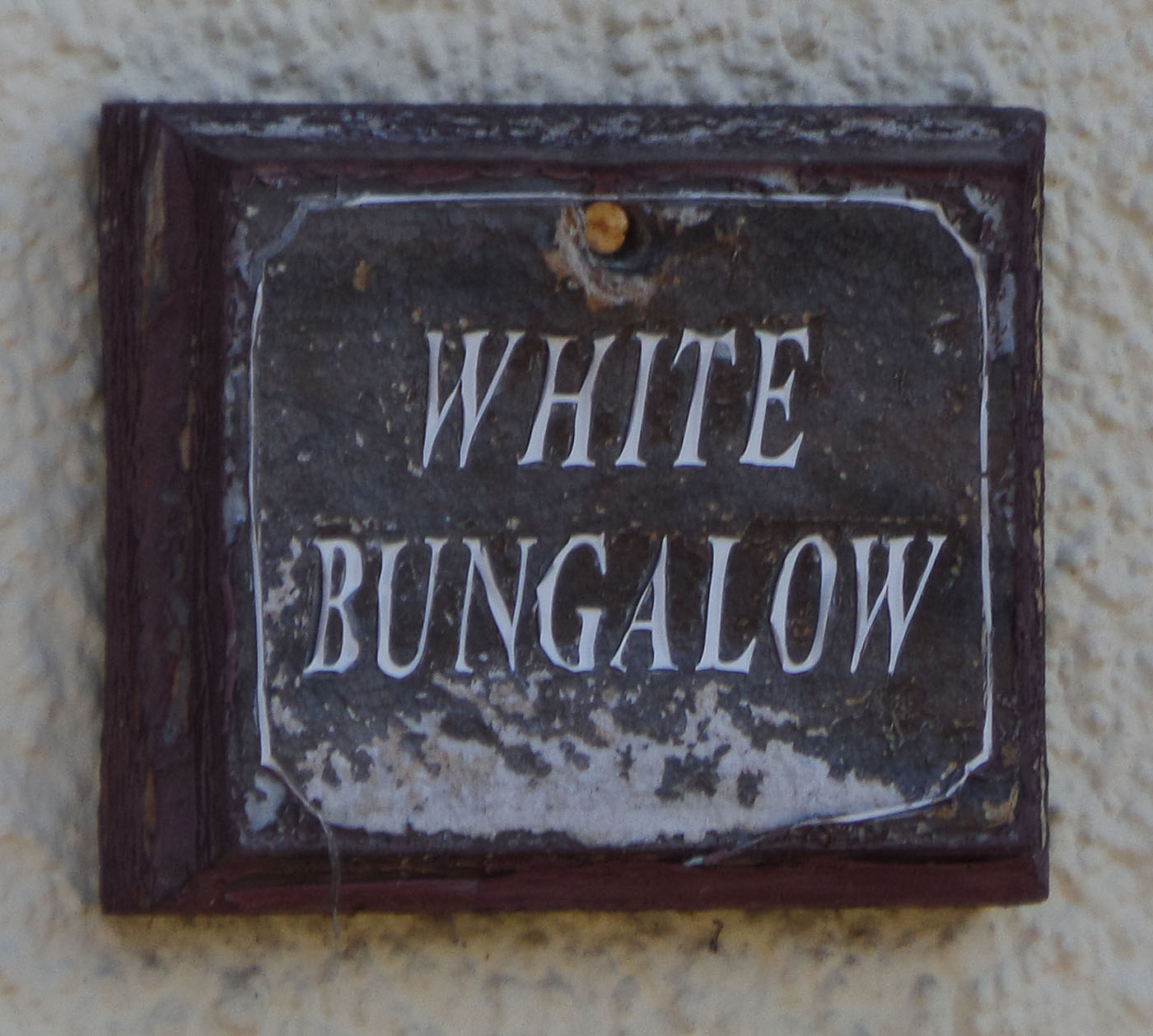 White Bungalow